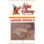 Cartoon Festival 2 Movie VHS Disney